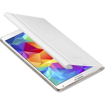 Samsung polohovací pouzdro EF-BT700BW pro Galaxy Tab S 8.4, bílá