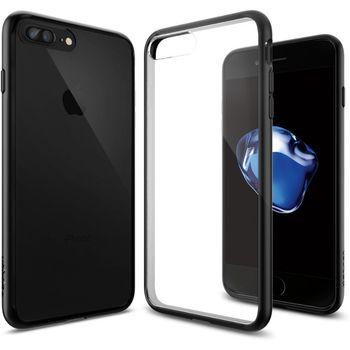 Spigen ochranný kryt Ultra Hybrid pro iPhone 7 plus, černá