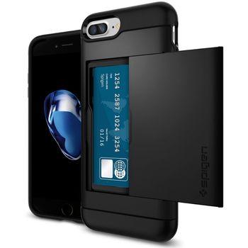 Spigen ochranný kryt Slim Armor CS pro iPhone 7 plus, černá