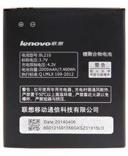 Lenovo baterie BL210 pro Lenovo A536/A606, 2000 mAh Li-Ion, eko-balení