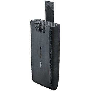 Nokia CP-503 pouzdro kožené pro Nokia N8 černé