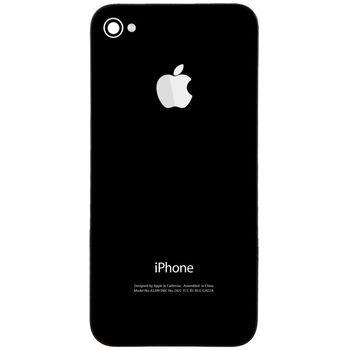 Náhradní díl zadní kryt pro iPhone 4, černý