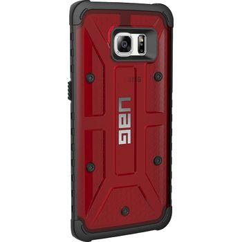 UAG ochranný kryt composite case Magma pro Galaxy S7 Edge, červený