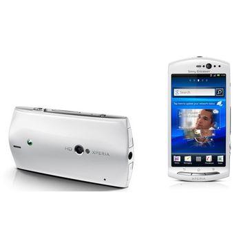 Sony Ericsson Xperia neo V - bílá + Belkin Bluetooth Music Receiver