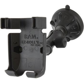 RAM Mounts držák na Garmin GPSMAP 78,78s,78sc do auta s vysoce kvalitní přísavkou na sklo, sestava RAP-B-166-2-GA40U