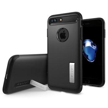 Spigen ochranný kryt Slim Armor pro iPhone 7 plus, černá