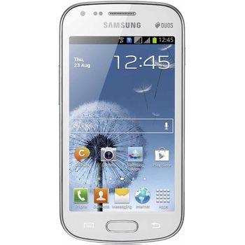 Samsung Galaxy S DUOS S7562 bílá