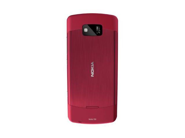 obsah balení Nokia 700 Red + záložní zdroj a nabíječka Belkin Battery Pack 1000mAh (vč.micro USB kabelu) F8M158cw