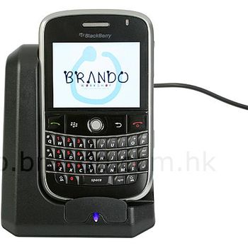 Kolébka Brando USB Cradle - BlackBerry Bold 9000