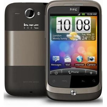 HTC Wildfire Mocha CZ