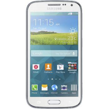 Samsung Galaxy K Zoom C115, bílá