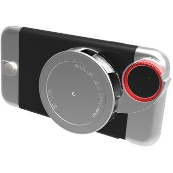 Ztylus Revolver Metal sada objektivů pro iPhone 6/6S plus, černý