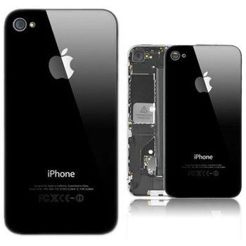 Náhradní díl originální zadní kryt pro iPhone 4S, černý