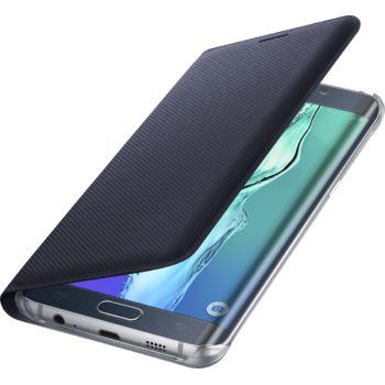 Samsung flipové pouzdro s kapsou EF-WG928PB pro Galaxy S6 edge+ (G928), tmavě modré