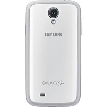 Samsung ochranné pouzdro protective cover + EF-PI950BW pro Galaxy S4 (i9505), bílé