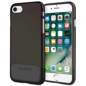 Incipio ochranný kryt Edge Case pro Apple iPhone 7, černá/chrom