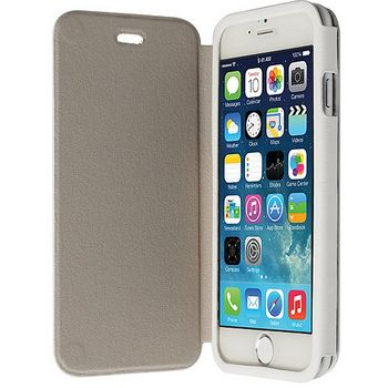 Krusell pouzdro FlipCase Donsö - Apple iPhone 6 4.7, bílá