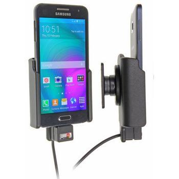 Brodit držák do auta na Samsung Galaxy A3 bez pouzdra, s nabíjením z cig. zapalovače/USB
