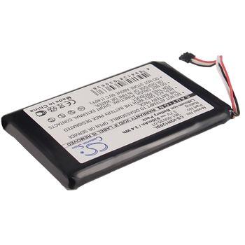 Baterie náhradní pro Garmin Nüvi 1250 930mAh Li-pol