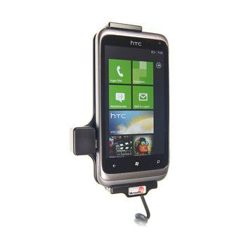 Brodit držák do auta pro HTC Radar s nabíjením z cig. zapalovače