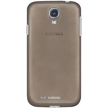Krusell hard case - iFrostCover - Samsung Galaxy S4 (černá transparentní)