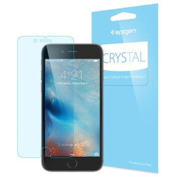 Spigen fólie na displej Crystal pro iPhone 6S, 3ks v balení, čirá