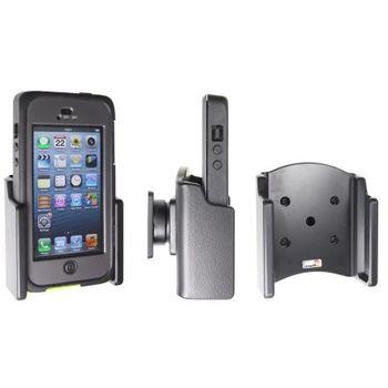 Brodit držák do auta na Apple iPhone 5S v pouzdře Otterbox Armor, bez nabíjení