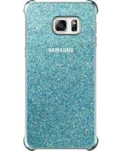 Samsung ochranný kryt Glitter Cover EF-XG928CL pro Galaxy S6 edge+ (G928), modrý