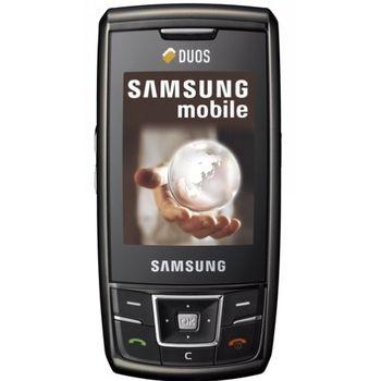Samsung SGH-D880 Noble black