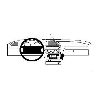 Brodit ProClip montážní konzole pro Ford Mondeo 97-99, na střed