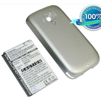 Baterie HTC Touch Pro 2 (2800mAh) rozšířená včetně krytu