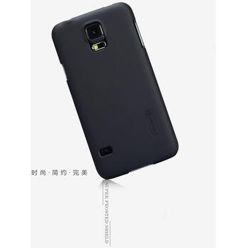 Nillkin super frosted zadní kryt Black pro Samsung G900 Galaxy S5