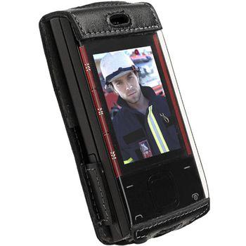 Krusell pouzdro Dynamic - Nokia X3