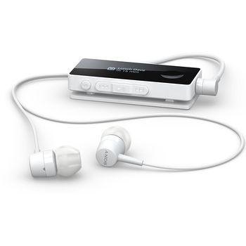 Sony SBH50 Stereo Bluetooth Headset, bílá, rozbaleno, záruka 24 měsíců