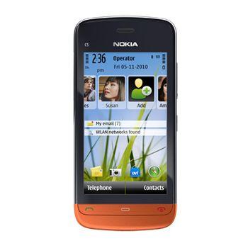 Nokia C5-03 Burned Orange