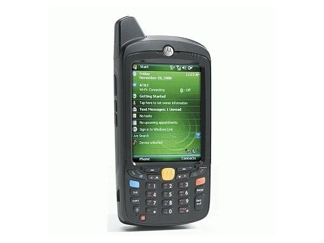 obsah balení Motorola MC5574 + držák Brodit s napájením