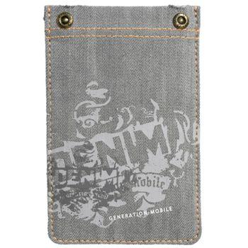 Golla Phone Pocket Rivetto G1071 Gray Gray 2011