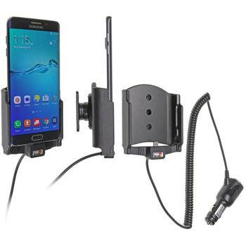 Brodit držák do auta na Samsung Galaxy S6 Edge+ bez pouzdra, s nabíjením z cig. zapalovače