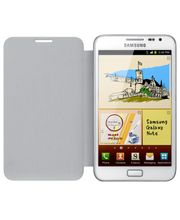 Samsung pouzdro polohovací se zadním krytem EFC-1E1F pro Galaxy Note N7000 (i9220), bílá