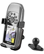 """RAM Mounts držák na Garmin GPSMAP 78, 78s & 78sc s lichoběž. adaptérem s 1"""" čepem, sestava RAM-B-GA40U"""