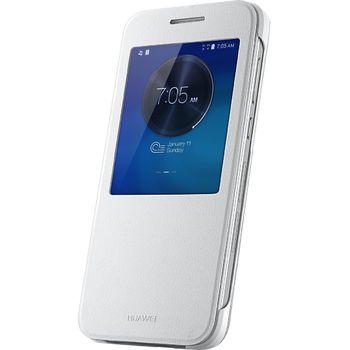 Huawei flipové pouzdro View pro G7, bílá