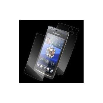 Fólie InvisibleSHIELD Sony Ericsson Xperia Arc S (celé tělo)