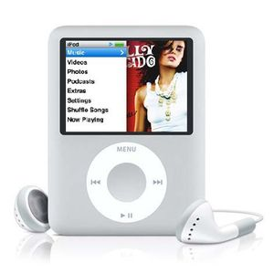 Apple iPod Nano 3G