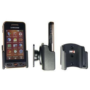 Brodit držák do auta na Samsung S5230 Star bez pouzdra, bez nabíjení