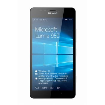 Microsoft Lumia 950 DS bílá