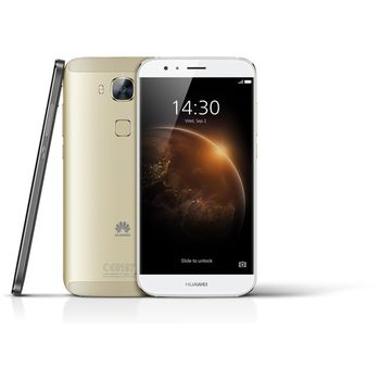 Huawei G8, bílý
