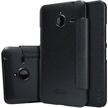 Nillkin flipové pouzdro Sparkle Folio pro Nokia Lumia 650, černé