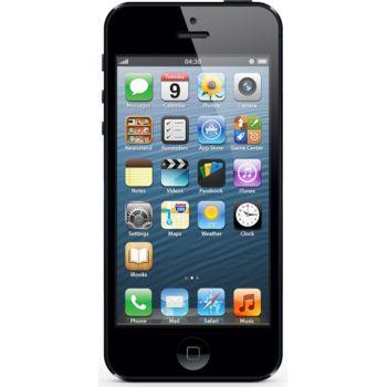iPhone 5 16GB černý + Cookoo watch černo-stříbrné