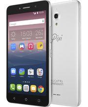 Alcatel Pixi 4 8050D, stříbrný
