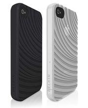 Belkin Apple iPhone 4/4S ochranné pouzdro Essential 023 - 2ks, černé/bílé